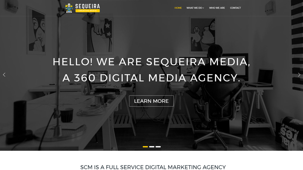 Our Work - Sequeira